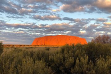 tour of ayers rock